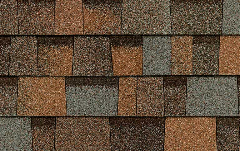 Trudefinition Duration® Shingle Colors | RCV Roofing, Siding & Gutters